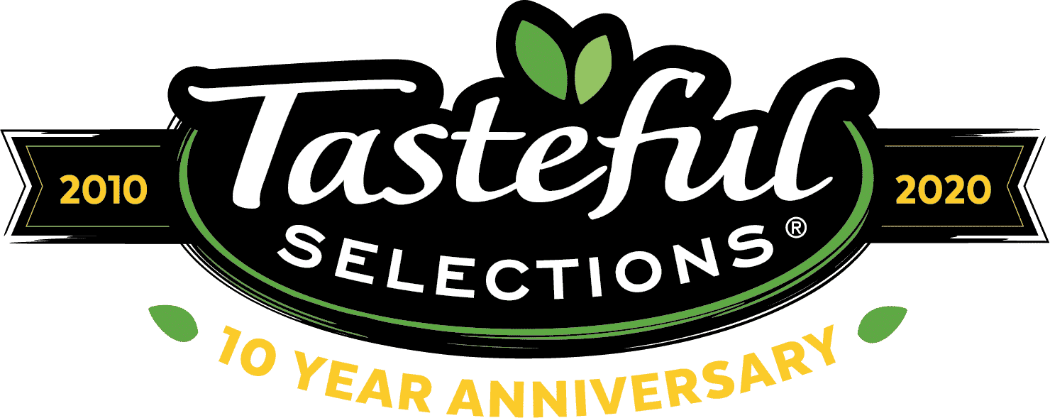 Tasteful Selections_10 year logo_Full Color